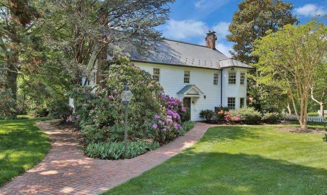 Colonial Era Homes Older Than America