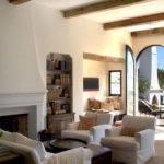 Colonial Home Decor Modern Minimalist