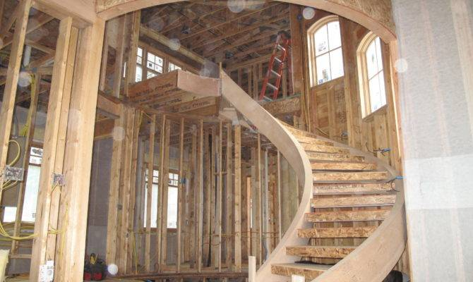 Colonial House Design Retractable Stairs Small Spiral Staircase Stair