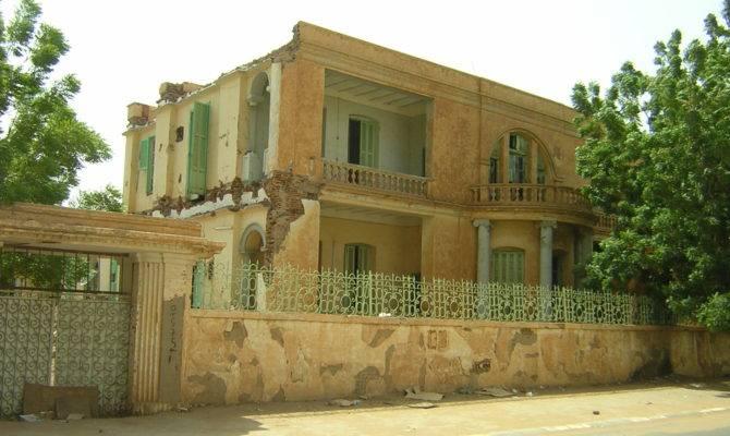 Colonial House Khartoum Wikimedia Commons