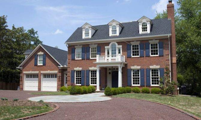 Colonial Revival Homes Facts Historic House