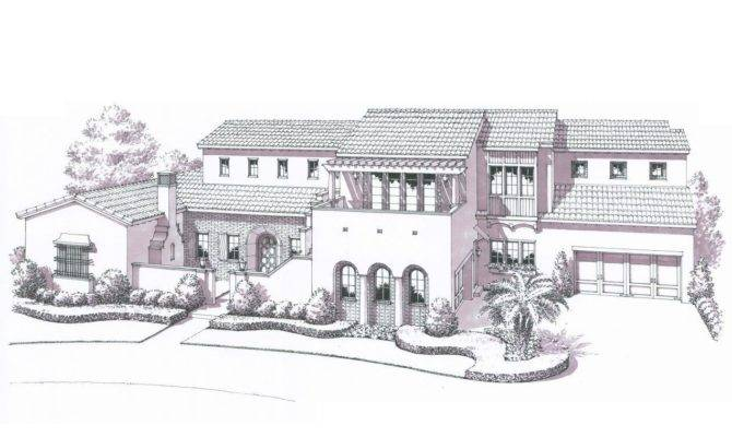 Colonial Revival House Plans More