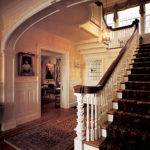 Colonial Revival Interior Design Restoration
