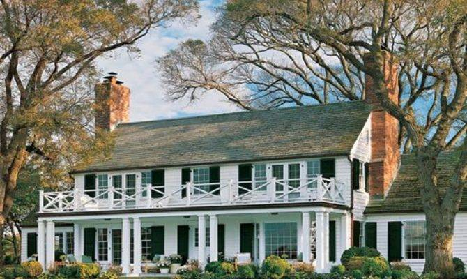 Colonial Revival Style Homes Federal Southern