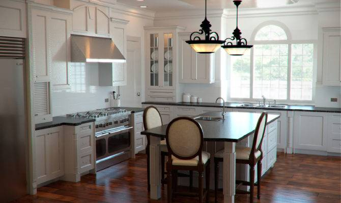 Colonial Style Kitchen Design Kitchentoday
