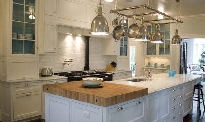 Colonial Style Kitchen Traditional Chicago