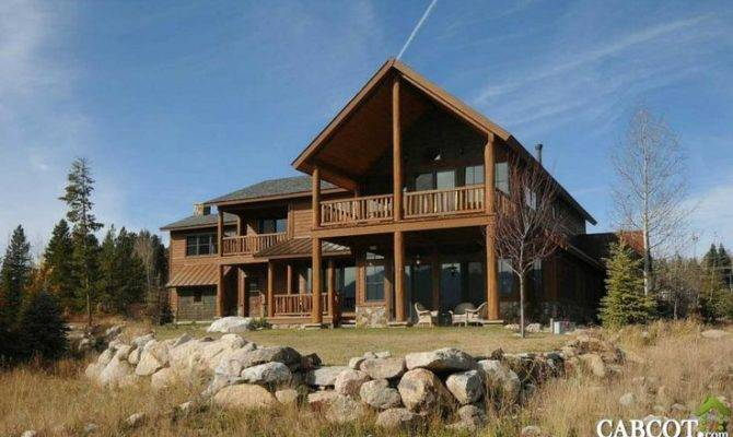 Colorado Lakefront Cabin Sale Beautiful Cabins Cottages