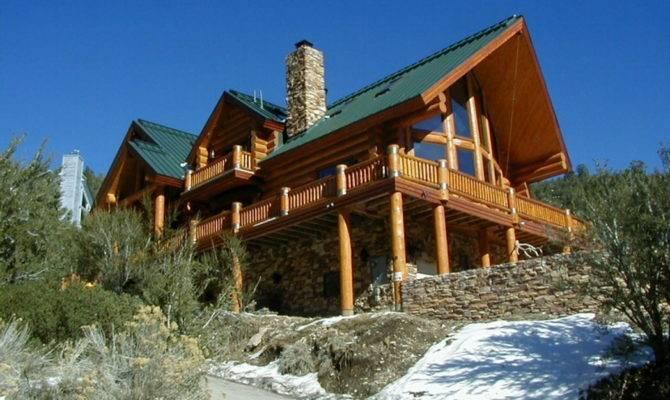 Colorado Log Homes Aspen