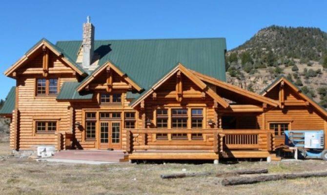 Colorado Log Homes Photos Bestofhouse