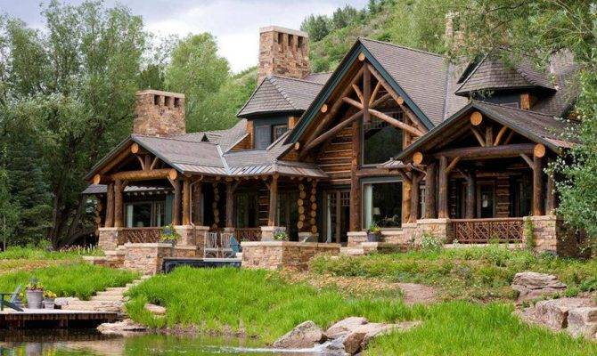 Colorado Mountain Home Aspen Custom Magazine