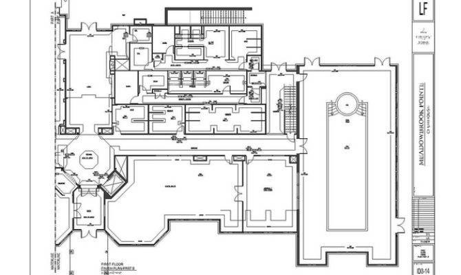 Colorado Springs Custom Basement Finish Floor Plan