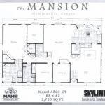Columbia Gorge Affordable Homes Mansion Floor Plans Floorplan