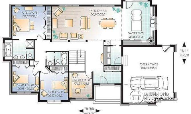 Comfortable Bedroom Bungalow Ceiling Kitchen Large