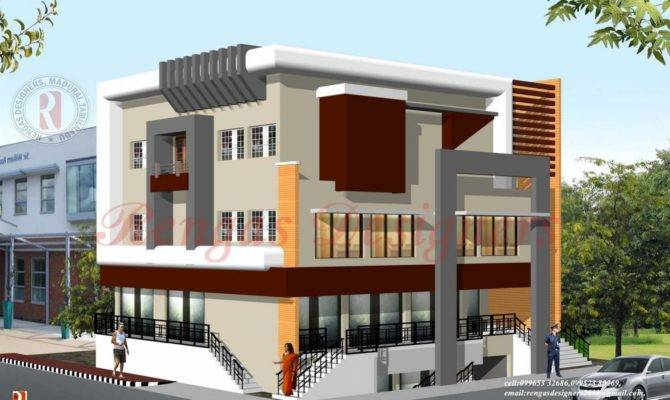 Commercial House Plans Designs