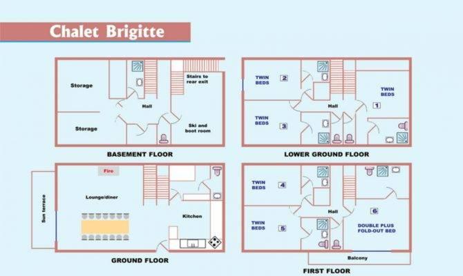 Commercial Lodge Floor Plans Ski