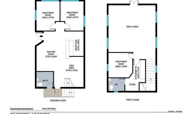 Commercial Real Estate Floor Plans Digital