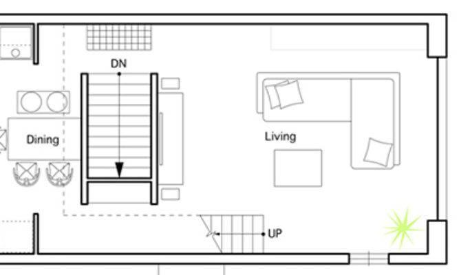 Compact Minimalism Bright Japanese House Inspiring