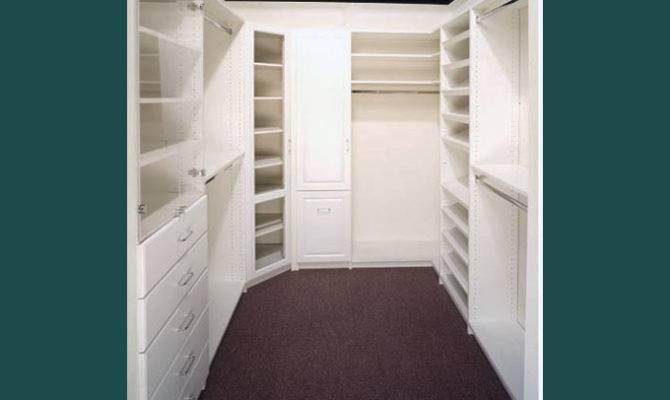 Compact Walk Closet Design Modern