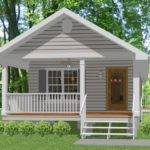 Complete House Plans Mother Law Cottage Ebay