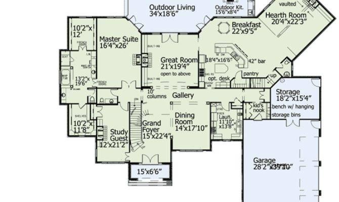 Complete Safe Room Floor Master Suite