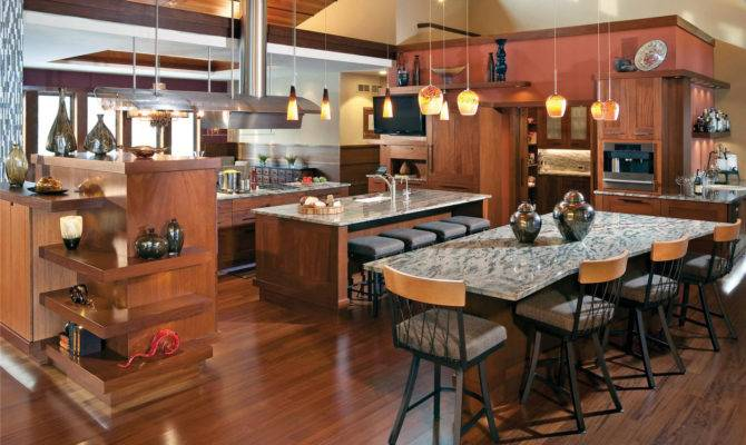 Concept Open Kitchen Design Nhfirefighters