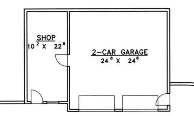 Concrete Block Garage Plans Neiltortorella