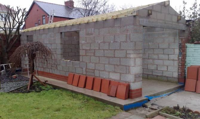 Concrete Block Garage Plans Ppi Blog