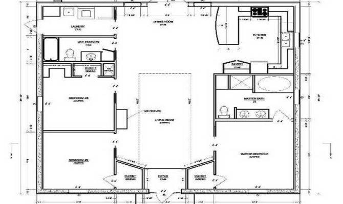 9 Inspiring Simple Concrete Block House Plans Photo House Plans