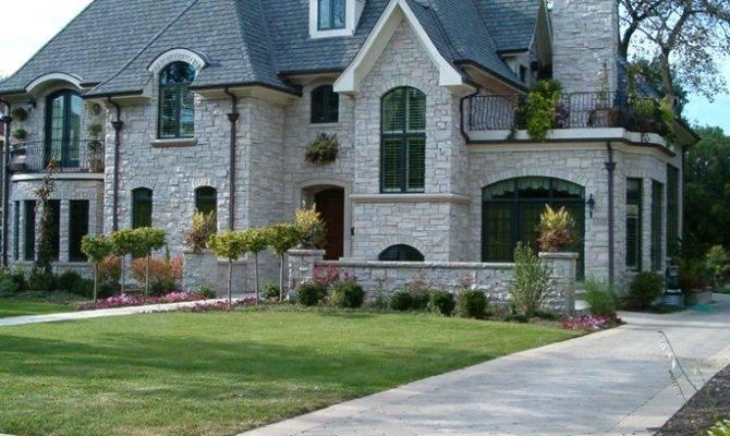 Concrete Designs English Tudor Home Styles Ideas