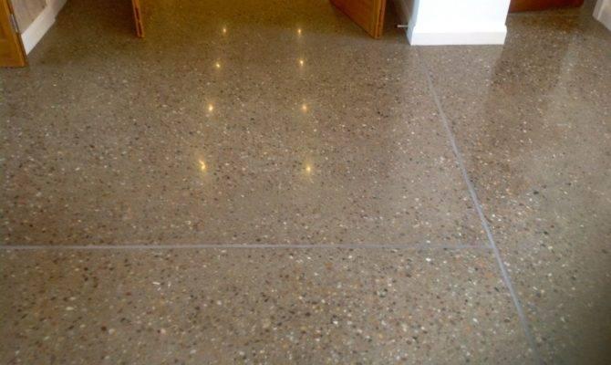 Concrete Floor Designs Second Sun