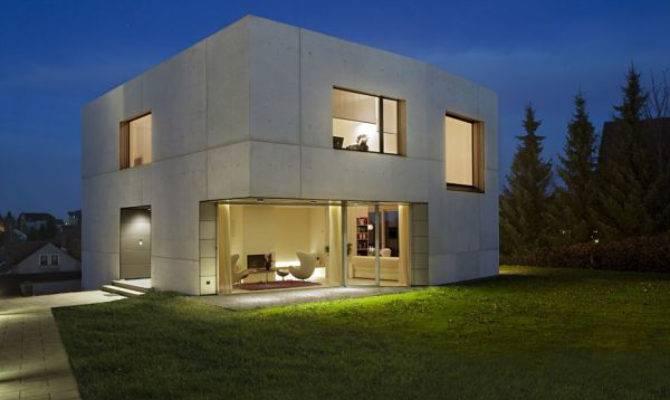 Concrete Home Designs Minimalist Germany