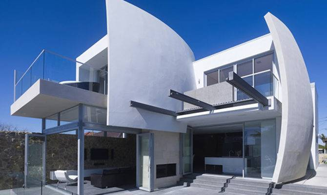Concrete Home Designs One Total Snapshots Futuristic Modern House
