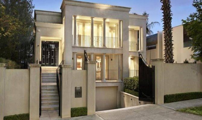 Concrete House Exterior Real Australian