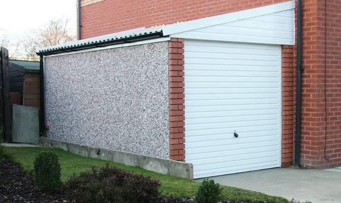 Concrete Lean Garages Gsg Buildings Ltd