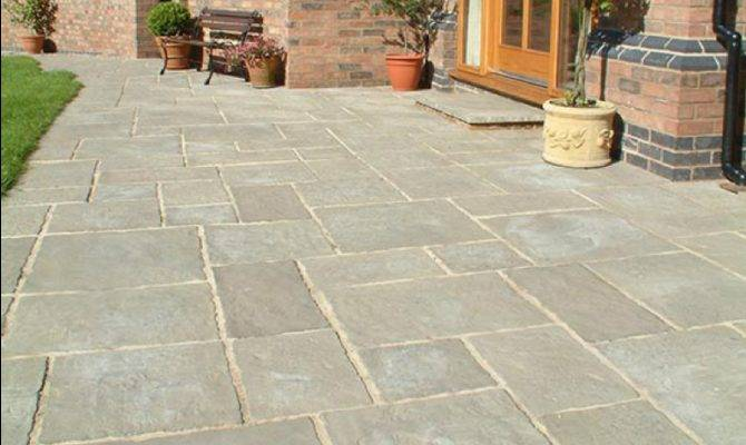Concrete Paving Bath Patio Slab Centre