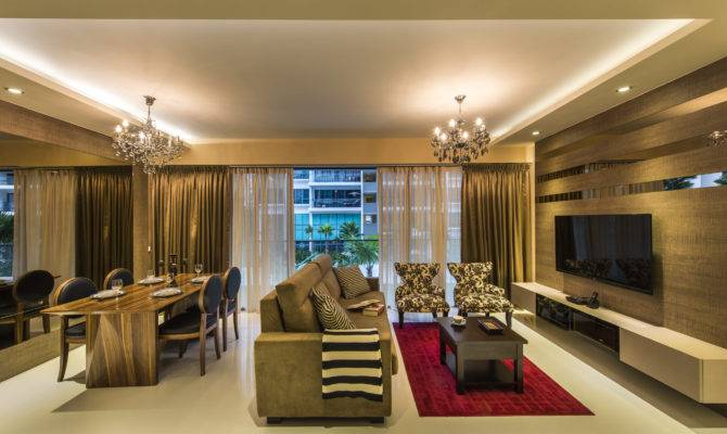 Condo Gale Rezt Relax Interior Design