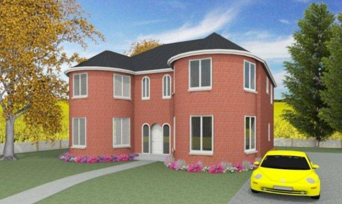 Conningsby Detached House Designs