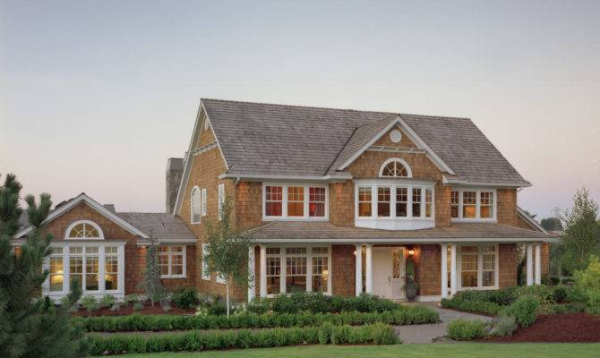 Contemporary Cape Cod Style House Plans
