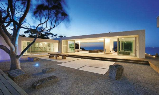 Contemporary Cliff Top House Glass Bridge Best Home