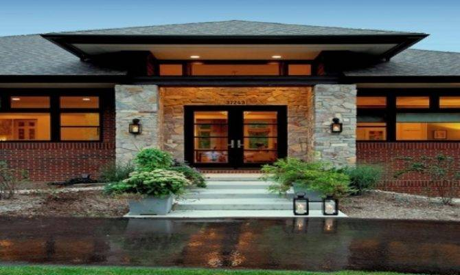 Contemporary Craftsman Style Homes House Floor Plans