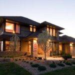 Contemporary Craftsman Style House Plans Home Design