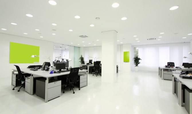 Contemporary Efficient Office Design Inspirational