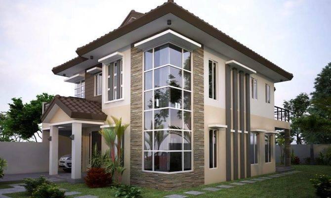 Contemporary Elegant Residential House Design Home