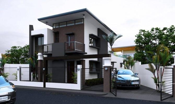 Contemporary Exterior Siding Small Modern House Designs