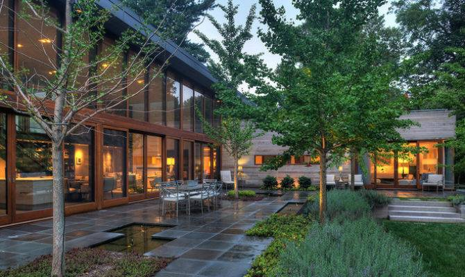 Contemporary Exterior Ziger Snead Architects