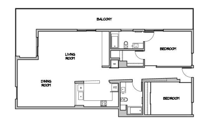 Contemporary Floor Plans Unique House
