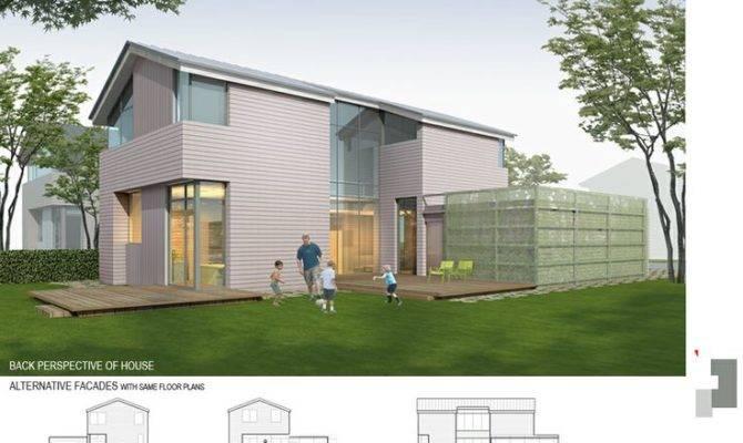 Contemporary Gable Roof House Design Pinterest