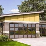 Contemporary Garage Plan Architectural Designs