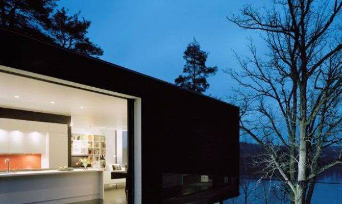Contemporary Hillside House Wrb Architects