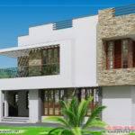 Contemporary Home Design Kerala Floor